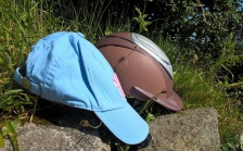 Horse Riding Holiday - Riding Hat or Sun Cap?